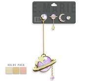 e.marie // Asteria Earrings - Golds