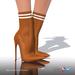 [Gos] Lea Stretch-Knit Boots - Sugar Almond