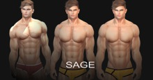SAGE TONE 6 IN AESTHETIC - BODY - DEMO