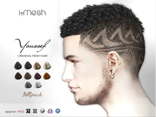 i.mesh - Youssef hair FULLpack