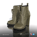 [Gos] Star Boots - Martini Olive