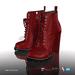 [Gos] Star Boots - Carmine
