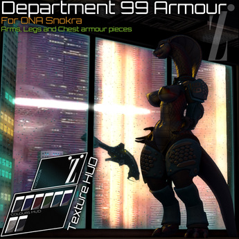 [inZoxi] - Snokra Dpt99 Armour