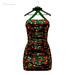 ** Harmonia Candy Cane Anne Dress - Maitreya Slink Freya