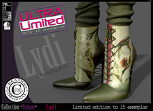 *.* Lydi-19 -Limited to 15exemplar