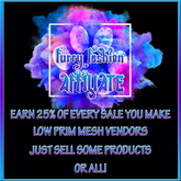~FF~ Furry Fashion Affiliate Vendors 25%