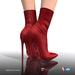 [Gos] Marie Ankle Boots - Carmine