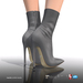 [Gos] Marie Ankle Boots - Grey