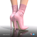 [Gos] Marie Ankle Boots - Pink