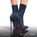 [Gos] Marie Ankle Boots - Sargasso Sea