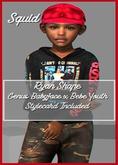 Ryan Youth Shape ( genus babyface + bebe youth)