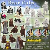 Mutresse-Polar Waving-Bear Cubs 1