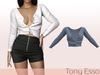 Tony Esso - Viki Sweater (Bermuda)