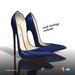 [Gos] So Chic Stilettos & Stockings - Blue Depth
