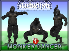 #1 STORE * MONKEY DANCER_(Animesh) * CLICK WATCH IN ACTION