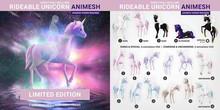 SEmotion Libellune Rideable Unicorn Animesh #15