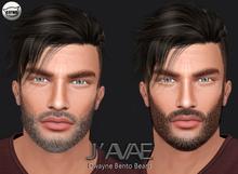 [J'AVAE] Dwayne Bento Beard - Catwa