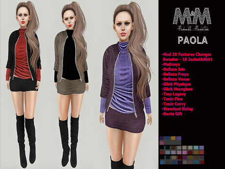 WINTER OUTFIT - M&M-PAOLA-DIC19