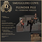 [Ds] Smugglers Cove - Plunder Pile - PG/Everyone