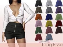 Tony Esso - Viki Shorts - FatPack