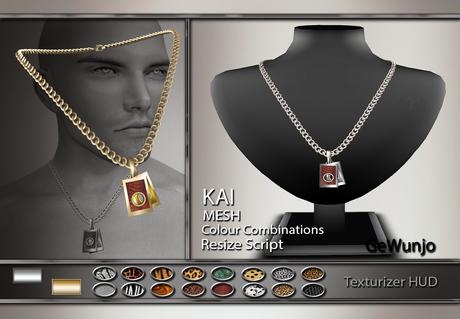 GeWunjo : KAI male necklace