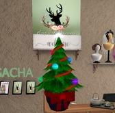 [AD] Small Table Top Christmas Tree