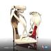 [Gos] Morgane Ribbon Heels - Vanilla Custard