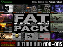 ★ Ultima HUD Add-Ons - Premium Bundle ★ 15% Discount & Exclusive Spell
