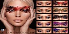"MRM ""Masquerade"" Eyes Makeup for Genus Head Box"