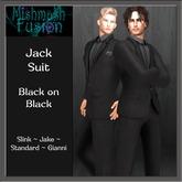 ~*MF*~ Jack Suit - Black and Black