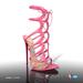 [Gos] Otreya Sandals - Pink Lemonade