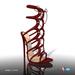 [Gos] Otreya Sandals - Carmine