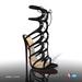 [Gos] Otreya Sandals - Black