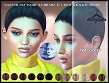 *dafnis fat pack hairbase 01 for GENUS Demo