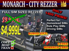 MONARCH CITY REZZER (BOXED)