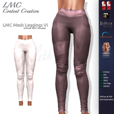 DEMO - LMC Mesh - Leggings VI - DEMO