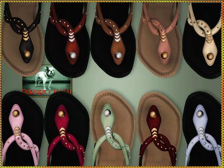 DEMO Bliensen + MaiTai - Vibora - Shoes Maitreya Belleza Slink