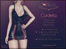 [I<3F] - Cordelia - Maroon