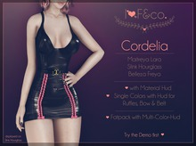[I<3F] - Cordelia - Bubblegum