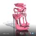 [Gos] Emelie Sandals - Pink Lemonade