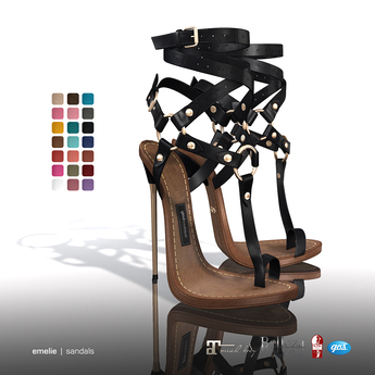 [Gos] Emelie Sandals - Collection