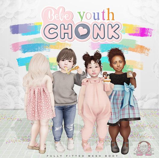 {Bebe} Youth Chonk Body
