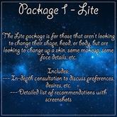 Divine Transformation ~ Lite Package