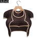 BUENO-Cardi Set-Coffee