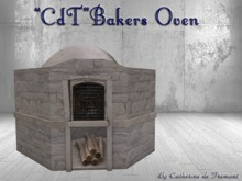 """CdT""  Bakers oven"