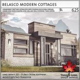 Trompe Loeil - Belasco Modern Cottage [mesh]