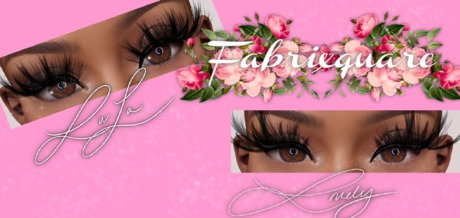 F.Q. Birthday Lash Set