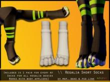 [P] Short Socks - Rez to unpack
