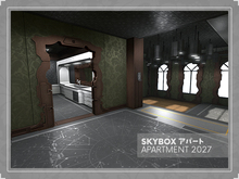 T. Skybox : Apartment 2027 (Boxed)