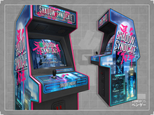 T. Shadow Syndicate Arcade Game (Boxed)